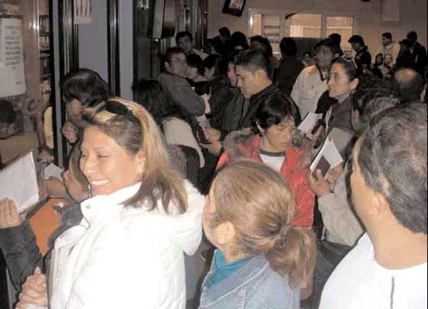 Peor convenio de seguridad social for Oficinas inss madrid