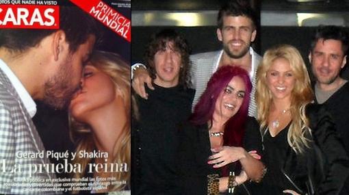 shakira y pique fotos. shakira y pique beso. Shakira y Piqué, la foto en la; Shakira y Piqué, la foto en la. fivepoint. Mar 4, 12:28 PM