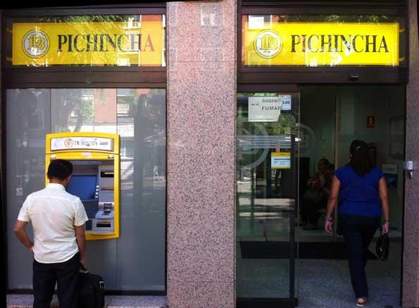 El banco pichincha ofrecer a sus clientes seguros de vida for Oficinas banco pichincha