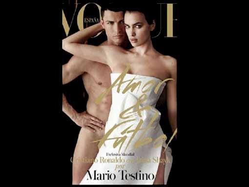Christiano Ronaldo- Vogue