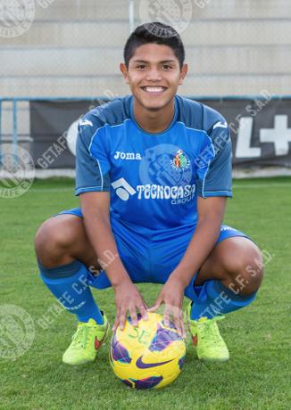 chomin jugador peruano del getafe