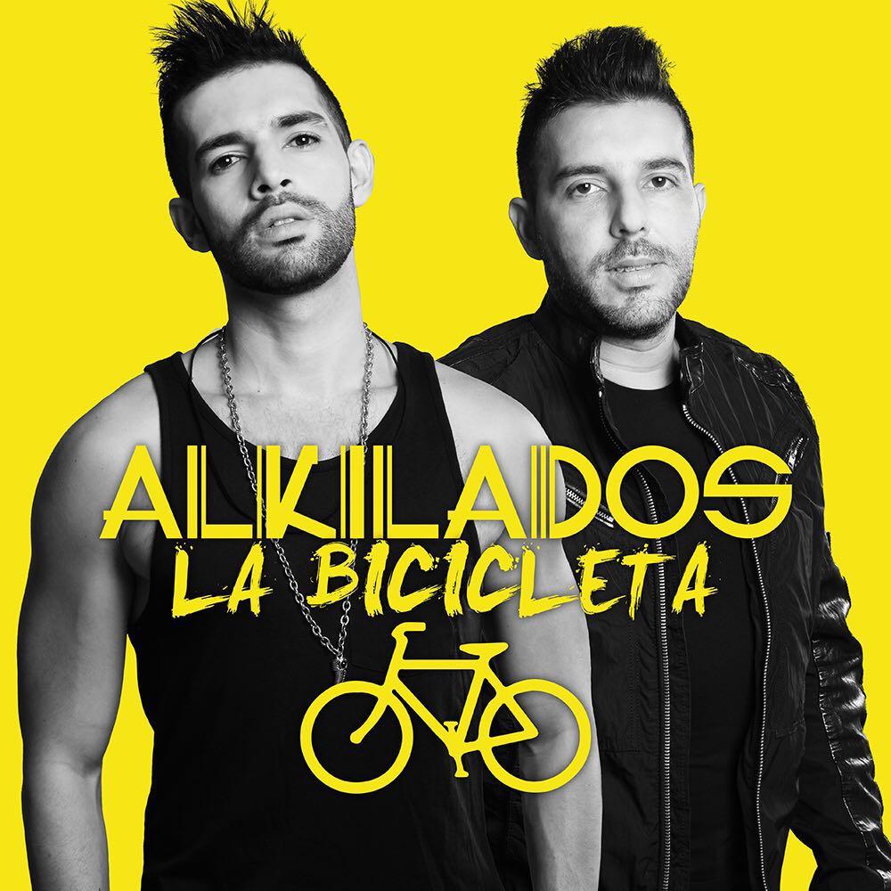 Alkilados regresan por todo lo alto con 'La Bicicleta'