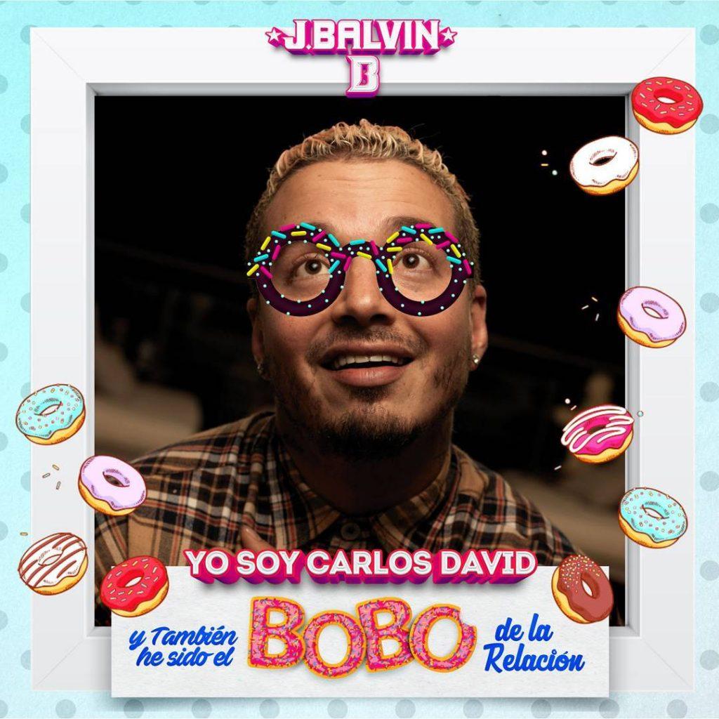 J Balvin estrenará 'Bobo' el 13 de mayo