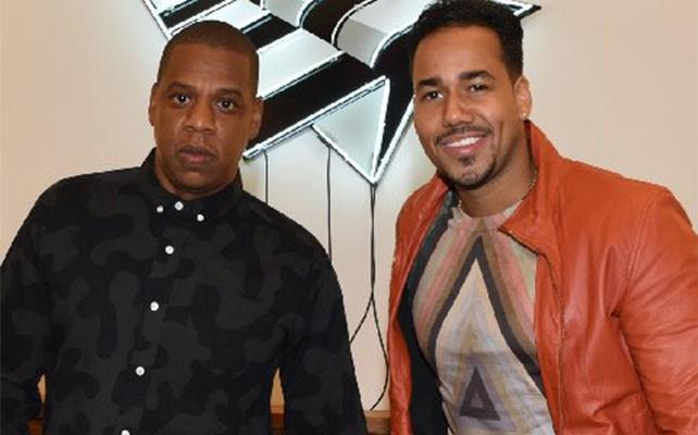 Romeo Santos y Jay Z crean Roc Nation Latin