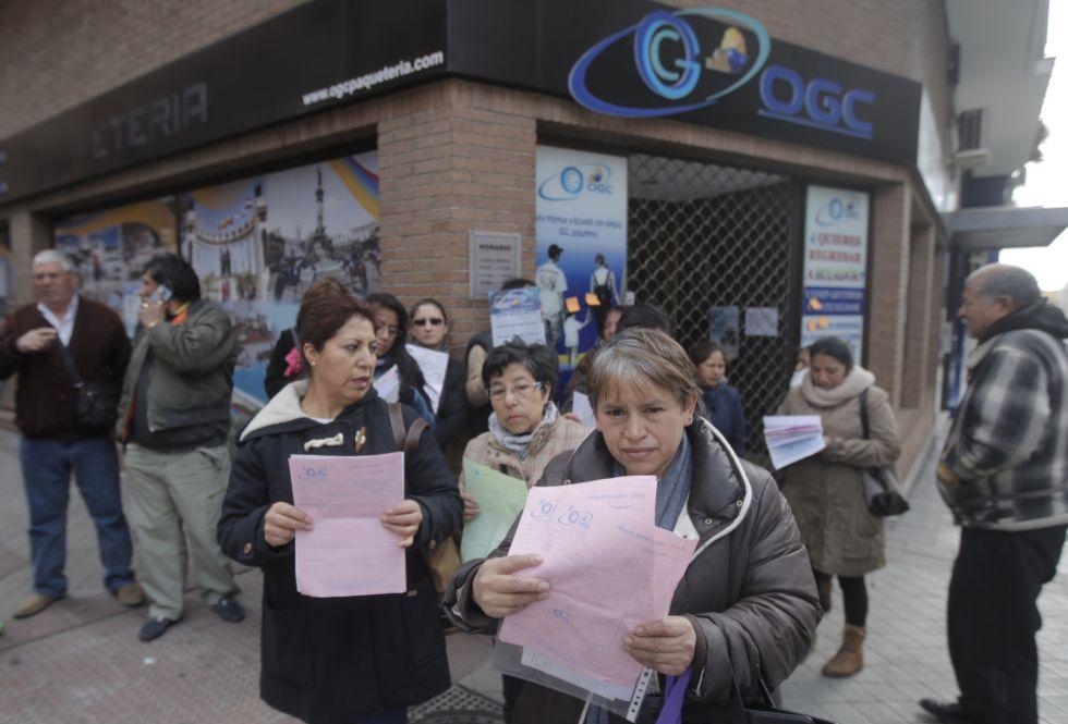 Afectados por OGC deberán realizar poder notarial a favor de Abogados sin Fronteras