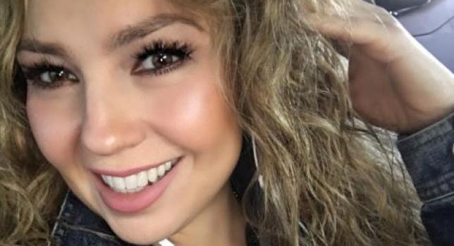 Thalía confesó tener 50 orgasmos en cada acto sexual