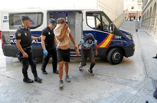 Arrestan 20 narcos dominicanos en Palma de Mallorca