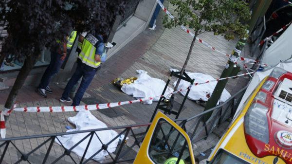 Estas eran las personas asesinadas en un bufete de abogados en Madrid