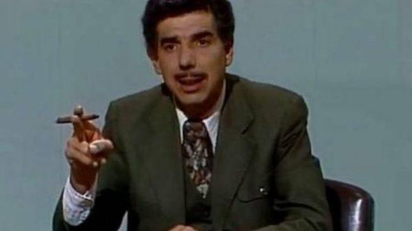 Murió 'El Profesor Jirafales' de la serie El Chavo del Ocho