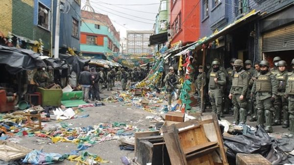 El 'Bronx' era el infierno en el corazón de Bogotá