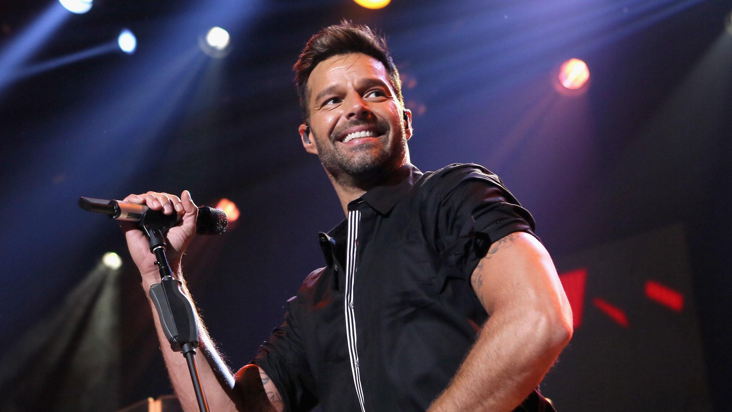 Ricky Martin anuncia conciertos en España