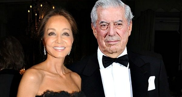 Mario Vargas Llosa le pidió matrimonio a Isabel Preysler y ella se lo está pensando