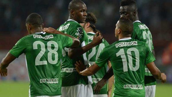 Atlético Nacioal Copa Libertadores