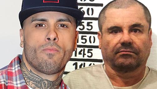 """Nicky Jam participará en una película sobre """"El Chapo"""" Guzmán"""
