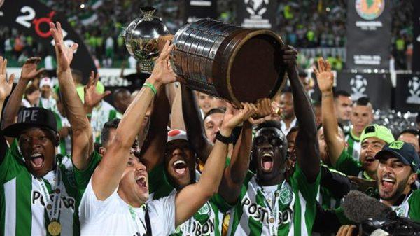 Atlético Nacional campeón de la Copa Libertadores de América