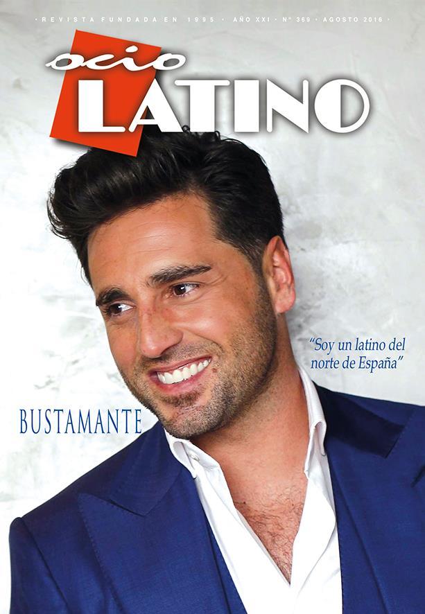 """David Bustamante: """"Soy un latino del norte de España"""""""