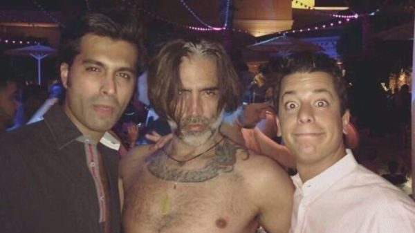 Alejandro Fernández pide disculpas a sus fans por polémica foto