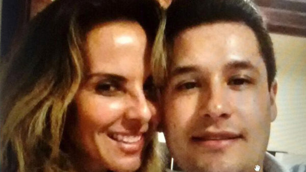 """Kate del Castillo nuevamente en el ojo del huracán por foto con hijo de """"El Chapo"""""""