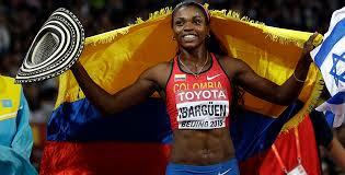 Caterine Ibargüen es más que una medalla de oro para Colombia
