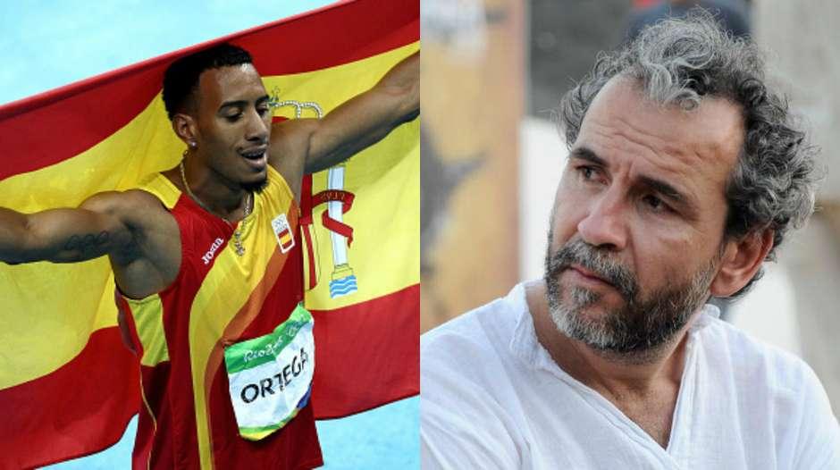 Willy Toledo llama traidor y gusano a atleta cubano que ganó medalla por España