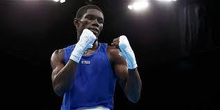 Boxeador colombiano quiere ganar en Río para comprarle casa a su mamá