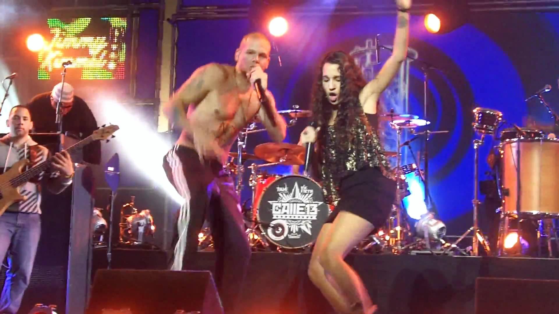 Ileana Cabra, la cantante de Calle 13, vuelve a Madrid