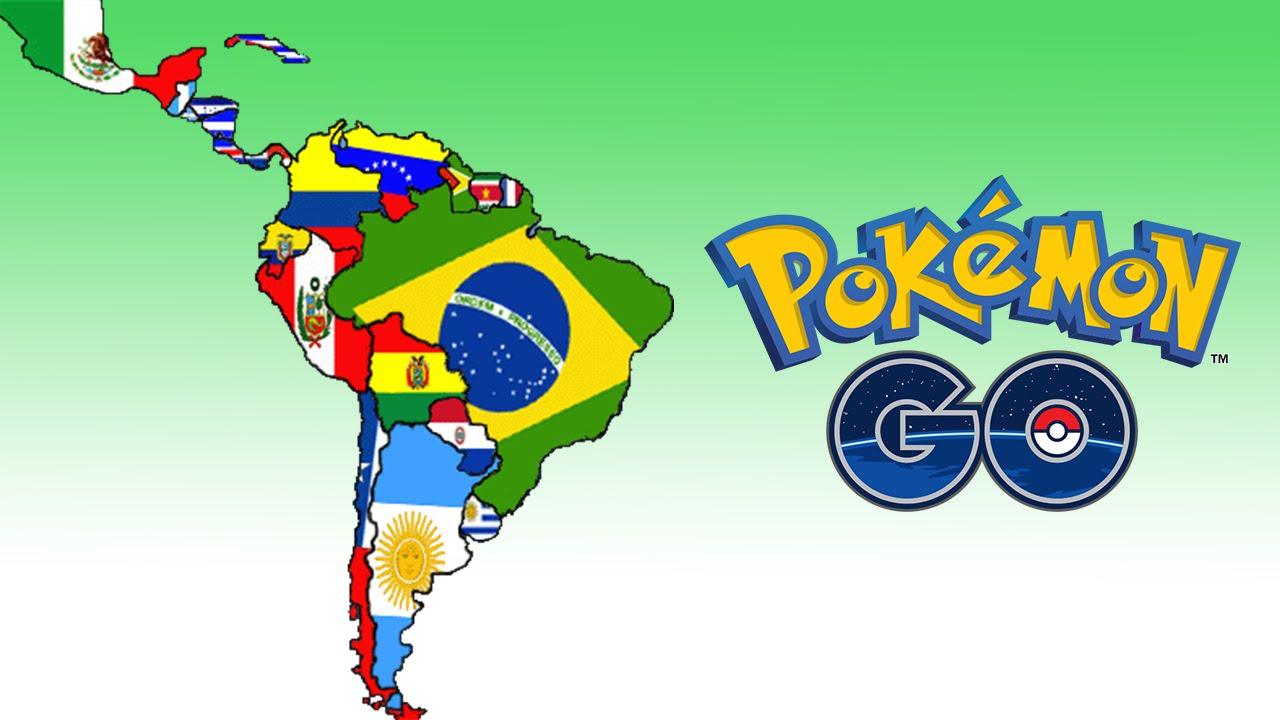 Pokémon GO llegó a Latinoamérica
