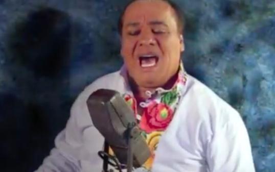 Tras la muerte de Juan Gabriel su discográfica publica vídeo
