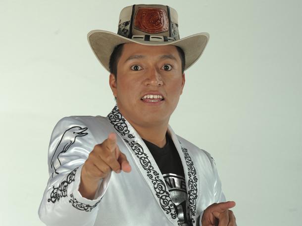 """El """"Delfín Quishpe"""" publica cover de canción de Soda Stereo"""