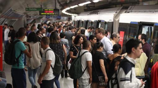 Siete estaciones de Línea 1 de Metro de Madrid están desde hoy en funcionamiento