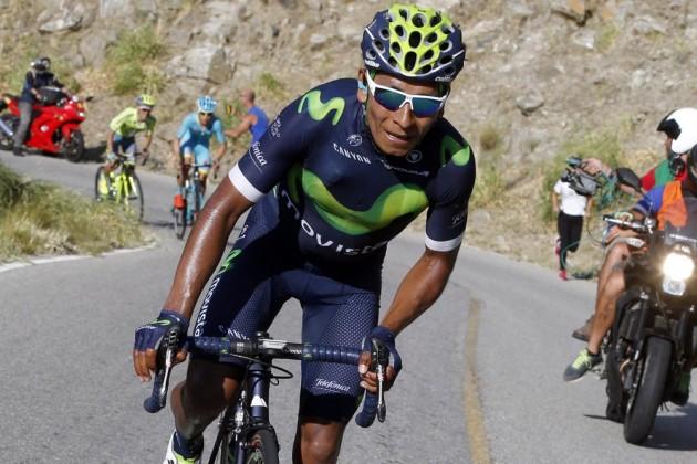 Nairo Quintana gana la Vuelta a España
