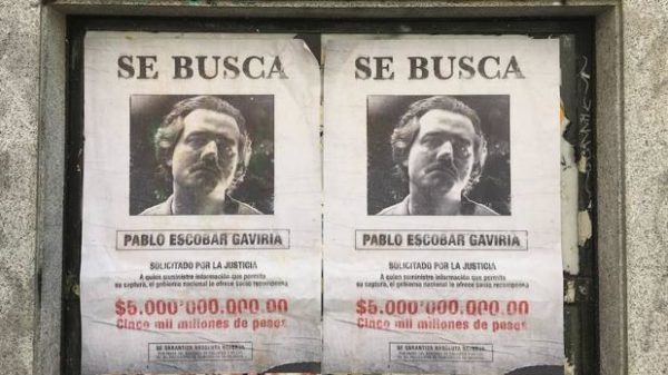Pablo Escobar Madrid