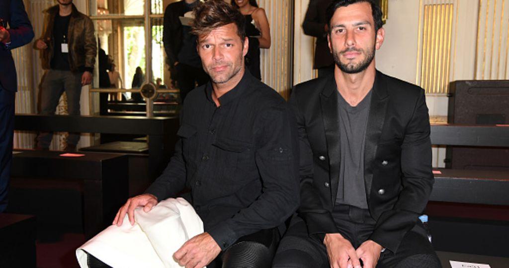Novio de Ricky Martin habría terminado relación por Maluma