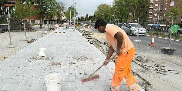 Cada hora 9 inmigrantes consiguen trabajo en España