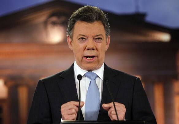 Juan Manuel Santos gana el premio Nobel de la la Paz