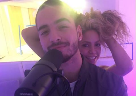 La nueva canción de Shakira será con Maluma y se estrenará el 28 de octubre