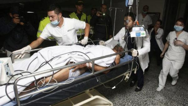 Confirman que 76 personas han muerto en accidente aéreo de equipo de fútbol de Brasil