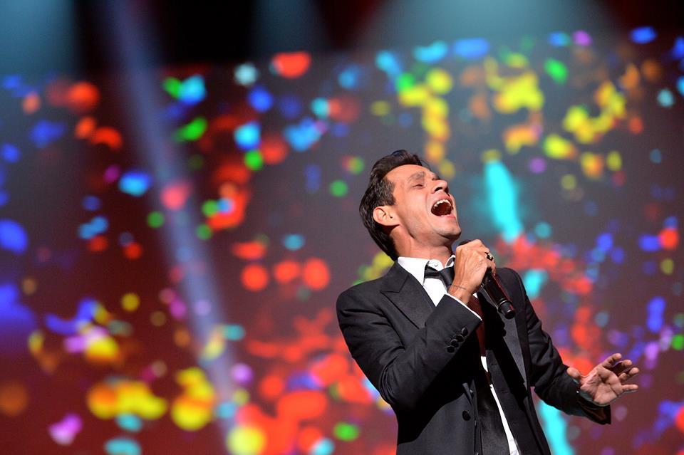 Marc Anthony Persona del Año en los Grammy Latinos