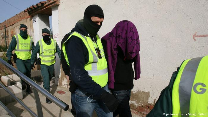 Duro golpe a las pandillas latinas en Madrid