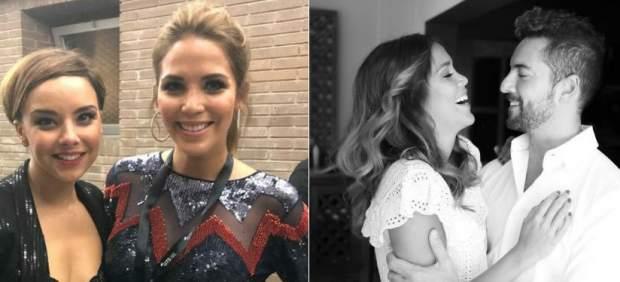 La venezolana Rosanna Zanetti es el amor de David Bisbal y no Chenoa