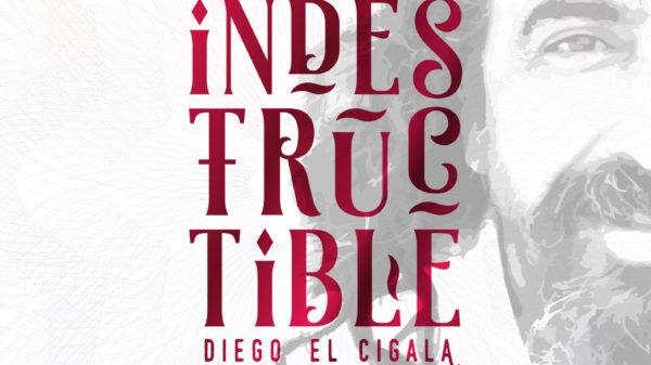 """""""Indestructible"""" de Diego El Cigala es el cuarto disco más vendido en España"""