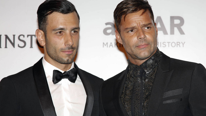 Ricky Martin acaba de anunciar que se casa con el sirio Jwan Yosef