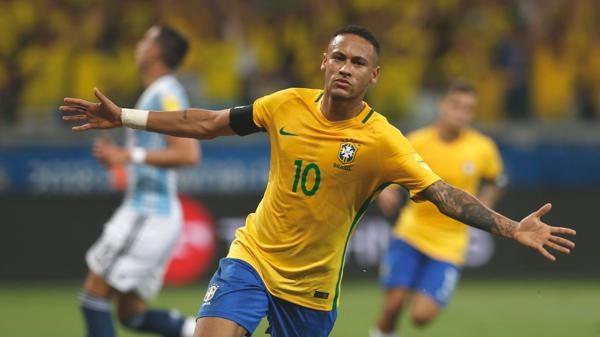 Brasil humilló a Argentina en el estadio Mineirao de Belo Horizonte