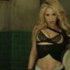 """Shakira muestra su ropa interior en el explosivo vídeo de """"Chantaje"""""""