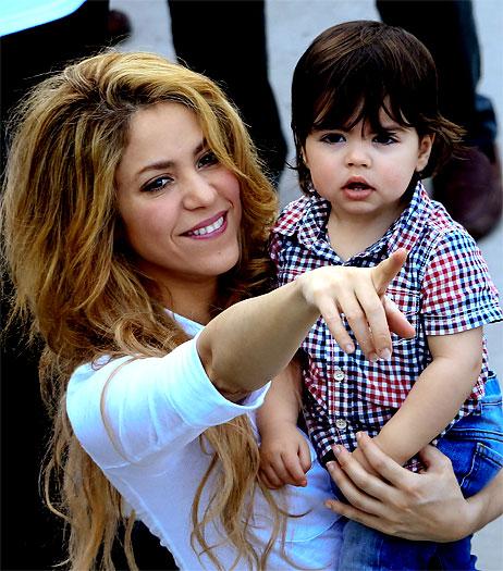 Shakira y su familia atraviesan un mal episodio