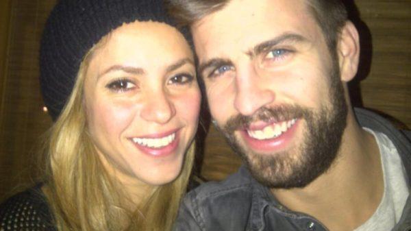 Shakira y Piqué regresaron a Barcelona