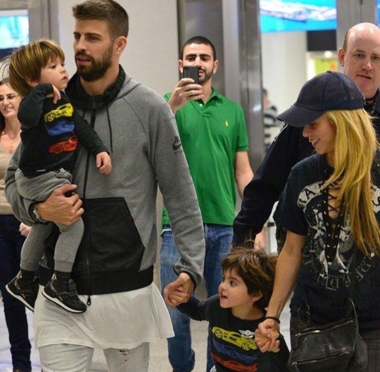Gran expectativa en Barranquilla por la llegada de Shakira y Piqué