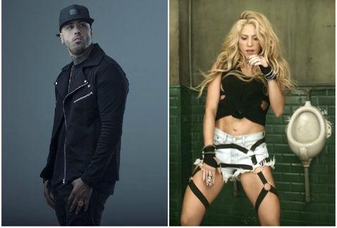 Shakira se volvió reggaetonera: ahora está grabando con Nicky Jam en Barcelona