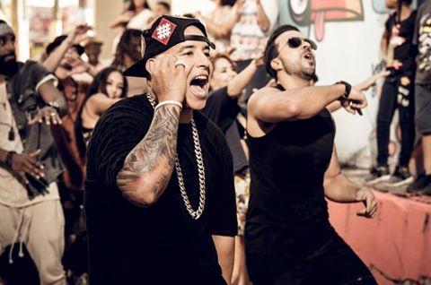 """Luis Fonsi y Daddy Yankee hacen historia en España y en el mundo con """"Despacito"""""""