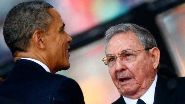 """Barack Obama puso fin a la política de """"pies secos/pies mojados"""""""